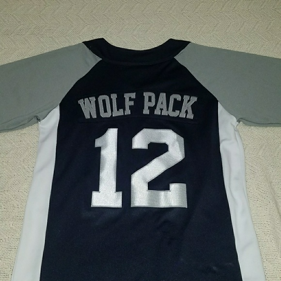 the latest 2351d 2105a Nevada Wolf Pack Baseball T